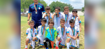 U9 Elite Finalist Miami Dade Soccer League Spring Season 2019