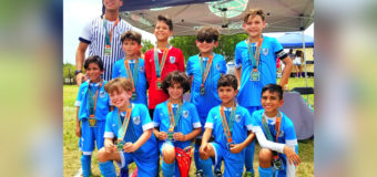 U9 Premier Champion's Miami Dade Soccer League Spring Season 2019