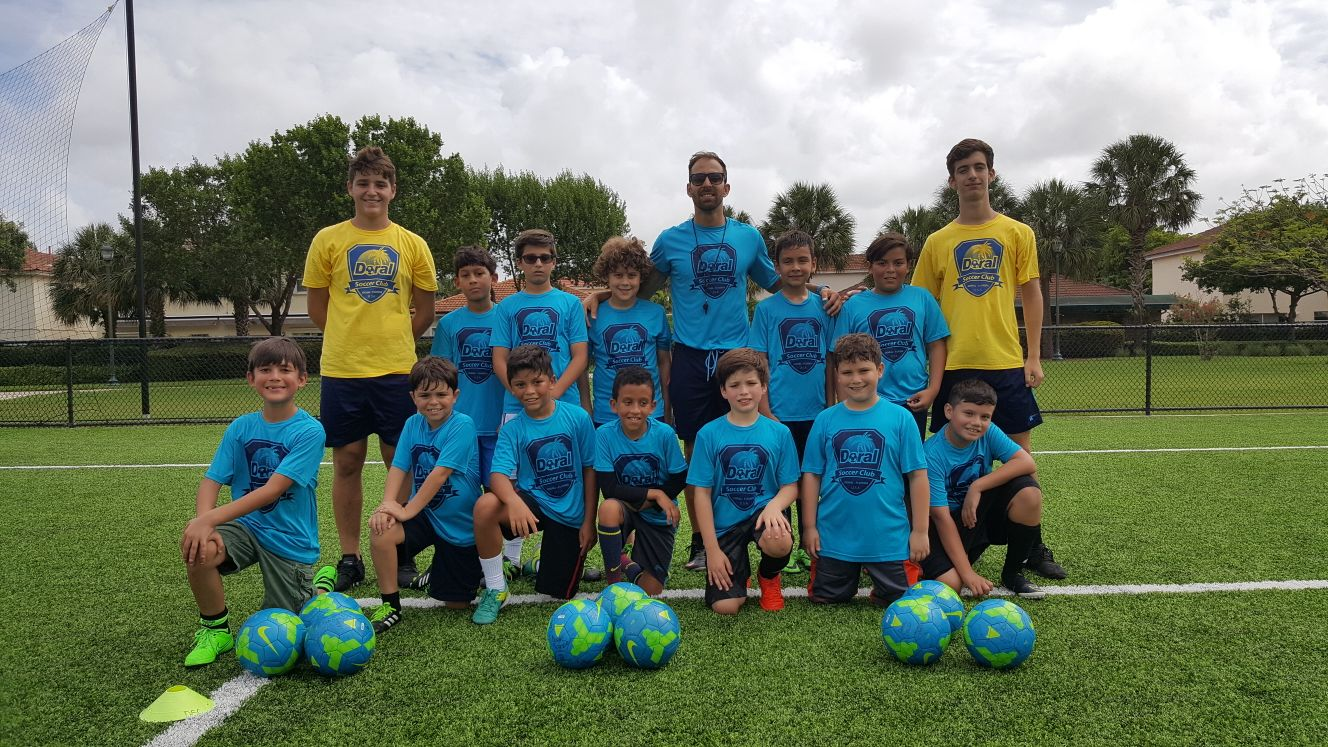 Doral Soccer Club Summer Camp 2017 02