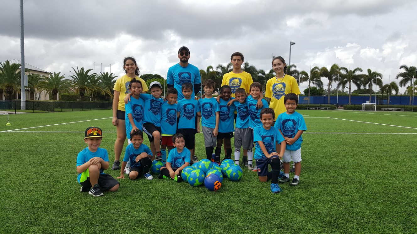 Doral Soccer Club Summer Camp 2017 04