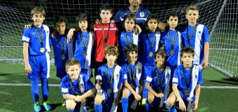 Champions U11 Blue – 17th Annual West Pines Kickoff Classic 2013