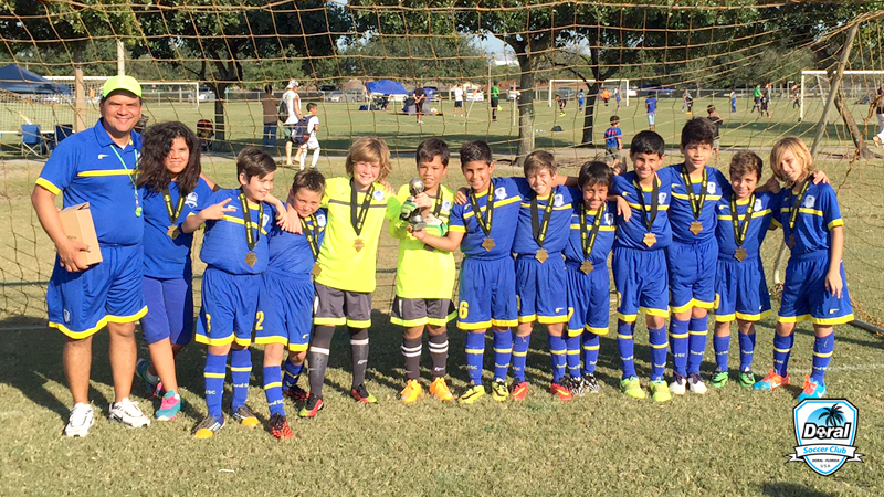 Champion West Pines U10 White