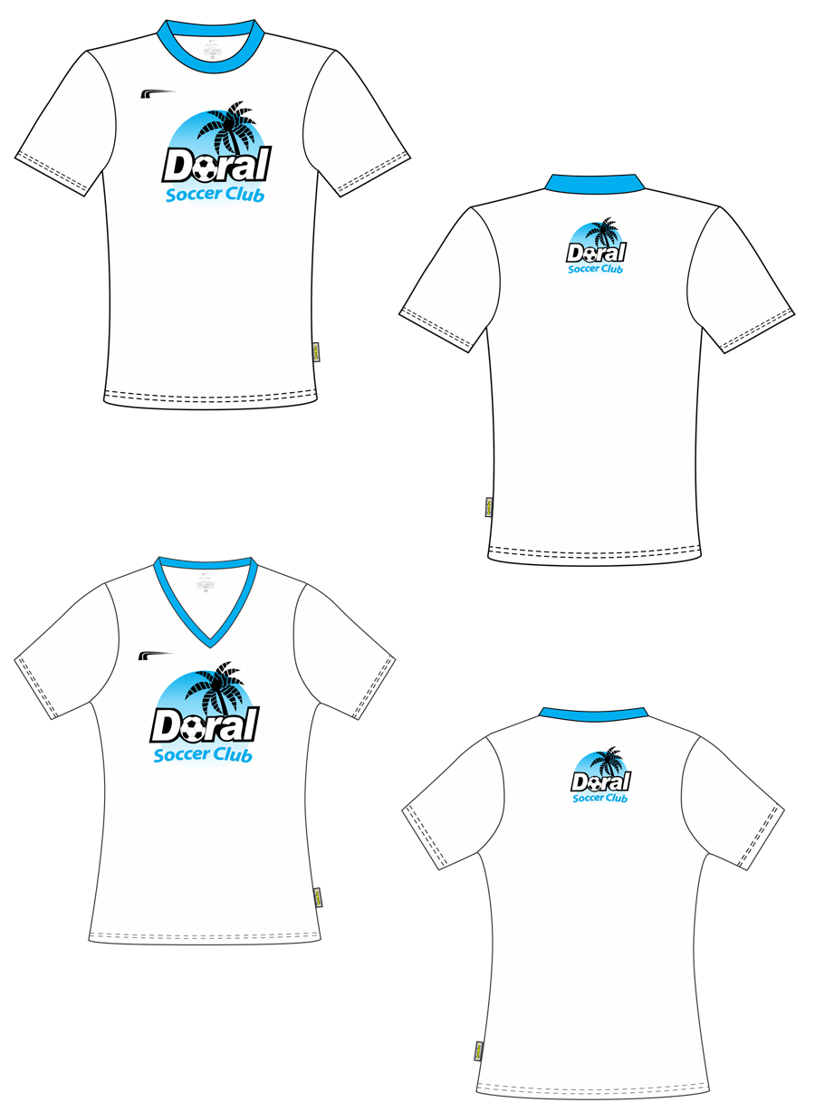 Parents Uniforms 2018 - 2019 | Doral Soccer Club