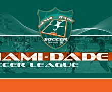 Miami-Dade Soccer League Early Season Sep-Oct 2019
