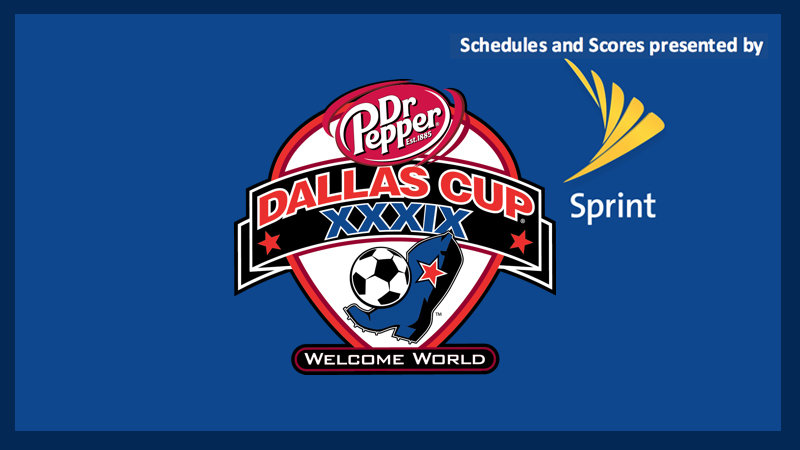 2018 Dr Pepper Dallas Cup XXXIX