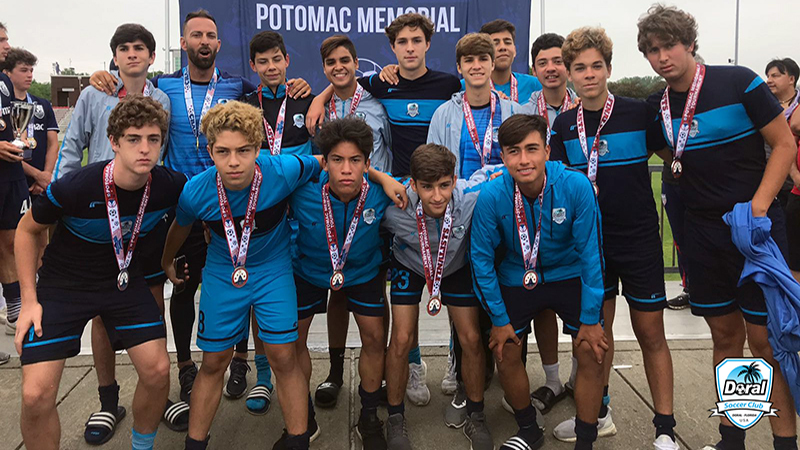 U16 White Finalist Potomac Maryland Memorial Day 2018