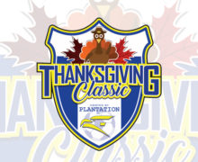 Plantation Thanksgiving Classic November 23 – 25 / 2018