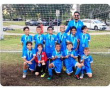 U10 Elite Champion's!!! Pre-Thanksgiving Nov 3/4, 2018