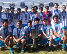 U14 Elite Champion's Plantation Tournament Thanksgiving Nov 2018