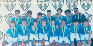 U14 Premier Champion's Dimitri Cup January 12/13, 2019