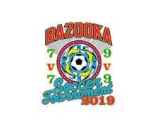 BAZOOKA SOCCER TOURNAMENT MARCH 9-10, 2019