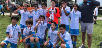 U11 Blue Finalist Miramar Cup March 2-3, 2019