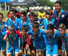 U11 White Finalist Miami Dade Soccer League Spring Season 2019